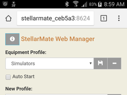 webmanager mobile